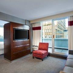 Отель Four Points by Sheraton Manhattan - Chelsea США, Нью-Йорк - отзывы, цены и фото номеров - забронировать отель Four Points by Sheraton Manhattan - Chelsea онлайн комната для гостей фото 5