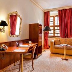 Отель Bülow Residenz Германия, Дрезден - отзывы, цены и фото номеров - забронировать отель Bülow Residenz онлайн удобства в номере