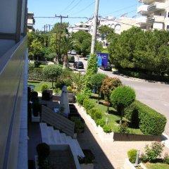 Отель Blue Sky балкон