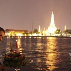 Отель Intercontinental Bangkok Бангкок пляж