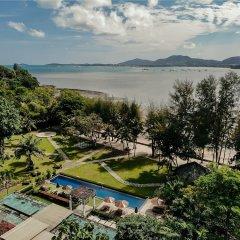 Отель The Mangrove Panwa Phuket Resort спортивное сооружение