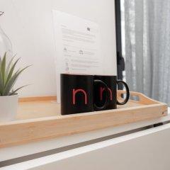 Отель Nomad's Netto & Subway Порту удобства в номере