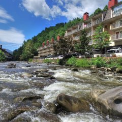 Отель Days Inn by Wyndham Gatlinburg On The River фото 3