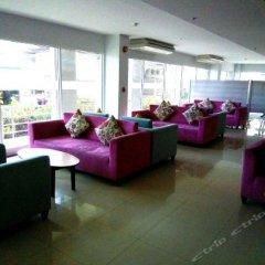 Отель Glow Central Pattaya Паттайя интерьер отеля фото 3