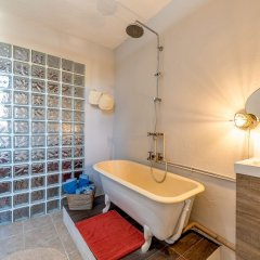 Отель Na Jordana flat Испания, Валенсия - отзывы, цены и фото номеров - забронировать отель Na Jordana flat онлайн ванная фото 2