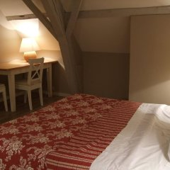 Отель De Koning van Spanje Антверпен удобства в номере