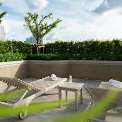 Отель B.U. Place Бангкок балкон