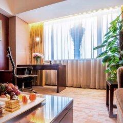 Отель Pullman Guangzhou Baiyun Airport в номере