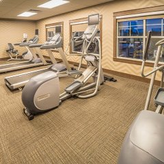Отель Residence Inn Columbus Polaris Колумбус фитнесс-зал