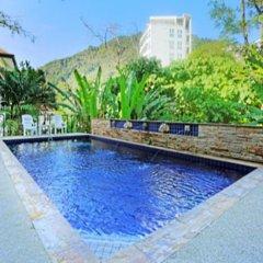 Pathaya Place Kata Hotel бассейн
