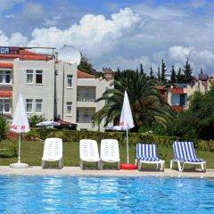 Linda Apart Hotel Турция, Сиде - отзывы, цены и фото номеров - забронировать отель Linda Apart Hotel онлайн бассейн фото 2