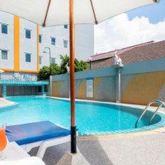 Chabana Kamala Hotel бассейн