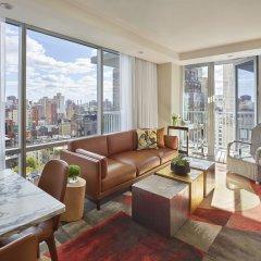 Отель Mondrian Park Avenue США, Нью-Йорк - отзывы, цены и фото номеров - забронировать отель Mondrian Park Avenue онлайн комната для гостей фото 3