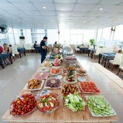 Отель Palm Beach Hotel Вьетнам, Нячанг - 1 отзыв об отеле, цены и фото номеров - забронировать отель Palm Beach Hotel онлайн питание фото 3