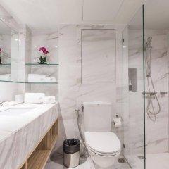 Отель Sd Avenue Бангкок ванная
