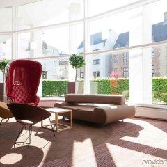 Отель Novotel Brugge Centrum Бельгия, Брюгге - отзывы, цены и фото номеров - забронировать отель Novotel Brugge Centrum онлайн интерьер отеля фото 3