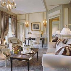 Отель Le Meurice Dorchester Collection Париж комната для гостей фото 3
