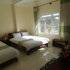 Phuong Huy 2 Hotel Далат комната для гостей