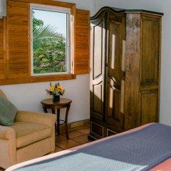Отель Los Milagros Hotel Мексика, Кабо-Сан-Лукас - отзывы, цены и фото номеров - забронировать отель Los Milagros Hotel онлайн удобства в номере фото 2