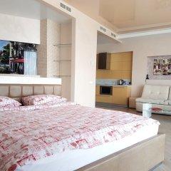 Гостиница Апарт-отель «Мост Сити» Украина, Днепр - 1 отзыв об отеле, цены и фото номеров - забронировать гостиницу Апарт-отель «Мост Сити» онлайн комната для гостей фото 4