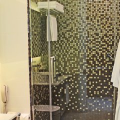 Отель Hyatt Place Dubai/Al Rigga Дубай ванная