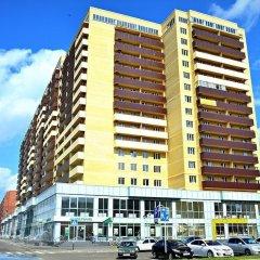 Гостиница ApartPlus в Майкопе отзывы, цены и фото номеров - забронировать гостиницу ApartPlus онлайн Майкоп вид на фасад