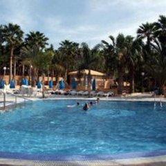 Отель Apartamentos Stella Jandia Пахара бассейн