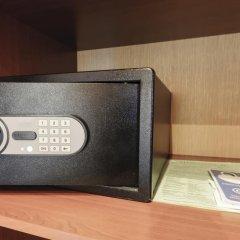 Гостиница Апарт-отель Ловеч в Рязани отзывы, цены и фото номеров - забронировать гостиницу Апарт-отель Ловеч онлайн Рязань сейф в номере