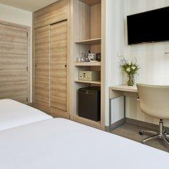 Отель Hesperia A Coruña Centro удобства в номере