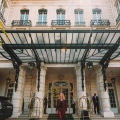 Shangri-La Hotel Paris фото 11