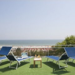 Hotel Nizza бассейн