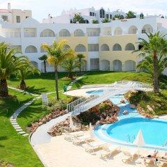 Отель Natura Algarve Club Португалия, Албуфейра - 1 отзыв об отеле, цены и фото номеров - забронировать отель Natura Algarve Club онлайн бассейн