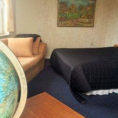 Отель Bork Kro Дания, Хеммет - отзывы, цены и фото номеров - забронировать отель Bork Kro онлайн комната для гостей