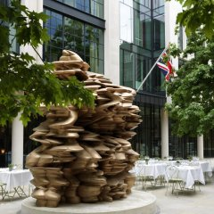 Отель Ham Yard Лондон помещение для мероприятий