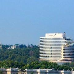 Conrad Istanbul Bosphorus Турция, Стамбул - 3 отзыва об отеле, цены и фото номеров - забронировать отель Conrad Istanbul Bosphorus онлайн парковка