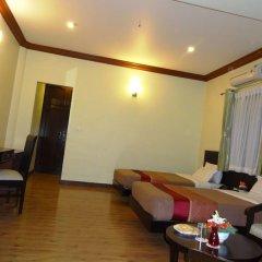 Отель View Bhrikuti Непал, Лалитпур - отзывы, цены и фото номеров - забронировать отель View Bhrikuti онлайн комната для гостей фото 3