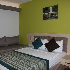 Meridia Beach Hotel Турция, Окурджалар - отзывы, цены и фото номеров - забронировать отель Meridia Beach Hotel онлайн комната для гостей фото 5