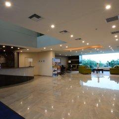 Отель Holiday Inn Express Cabo San Lucas интерьер отеля