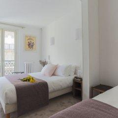 Отель Hôtel Hector Париж комната для гостей фото 5