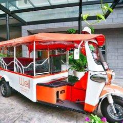 Отель Well Hotel Bangkok Таиланд, Бангкок - отзывы, цены и фото номеров - забронировать отель Well Hotel Bangkok онлайн городской автобус