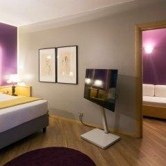 Отель Best Western Plus Executive Hotel and Suites Италия, Турин - 1 отзыв об отеле, цены и фото номеров - забронировать отель Best Western Plus Executive Hotel and Suites онлайн комната для гостей фото 3