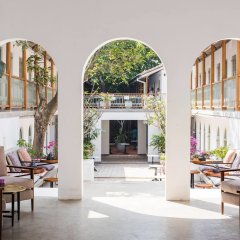 Отель Fort Bazaar Шри-Ланка, Галле - отзывы, цены и фото номеров - забронировать отель Fort Bazaar онлайн интерьер отеля