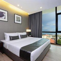 Отель At Mind Serviced Residence Pattaya комната для гостей