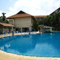 Апартаменты Baan Puri Apartments бассейн фото 3