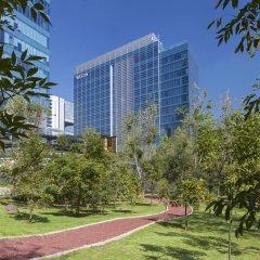 Отель Westin Santa Fe Мехико спортивное сооружение