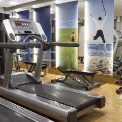 Отель Scandic Segevang Мальме фитнесс-зал фото 2