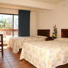 Отель ROSITA Пуэрто-Вальярта комната для гостей фото 2