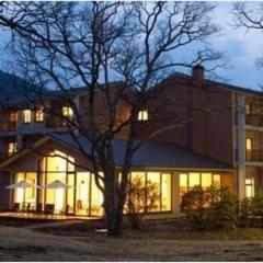 Отель Auberge Cosmos Минамиогуни вид на фасад