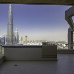 Отель Maison Privee - 29 Boulevard Дубай балкон