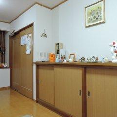 Beppu Yukemuri-no-oka Youth Hostel Беппу интерьер отеля